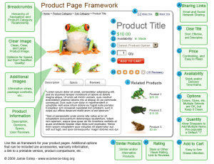 product-page-framework
